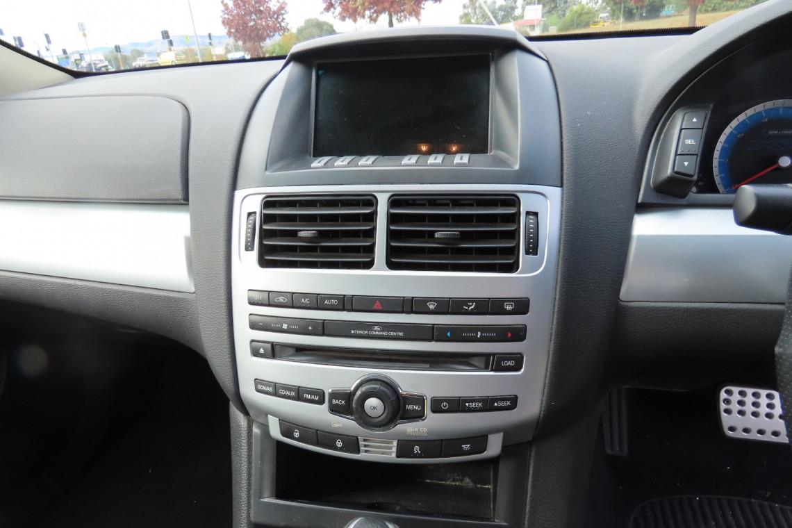 2046 Ford Xr6 FG XR6 Sedan