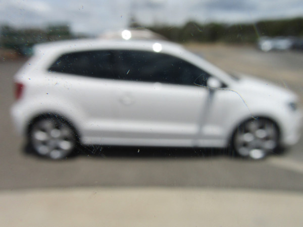2011 MY12 Volkswagen Polo 6R MY12 GTI Hatchback
