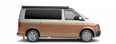 New Volkswagen California