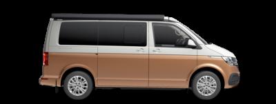 New Volkswagen California