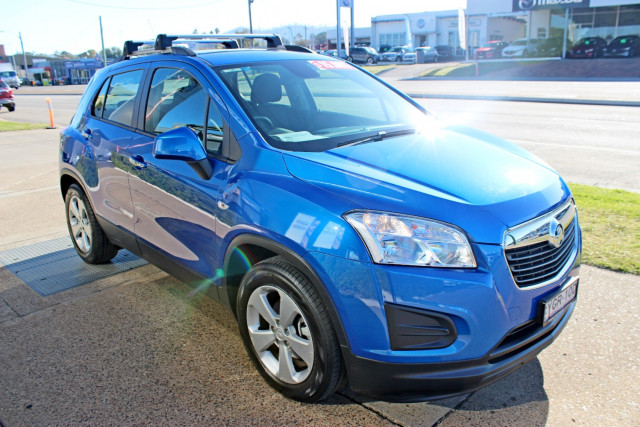 2016 Holden Trax TJ Active Suv Image 4