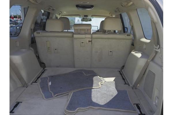 2010 Toyota Landcruiser Prado KDJ150R VX Suv Image 4
