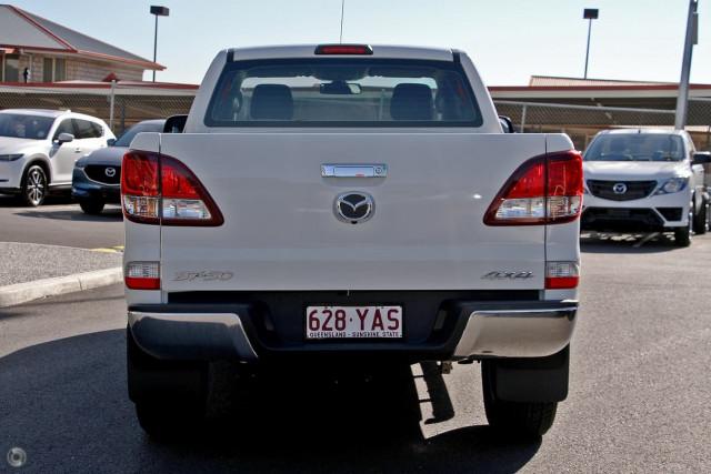 2019 Mazda BT-50 UR 4x4 3.2L Freestyle Cab Pickup XTR Utility Image 3