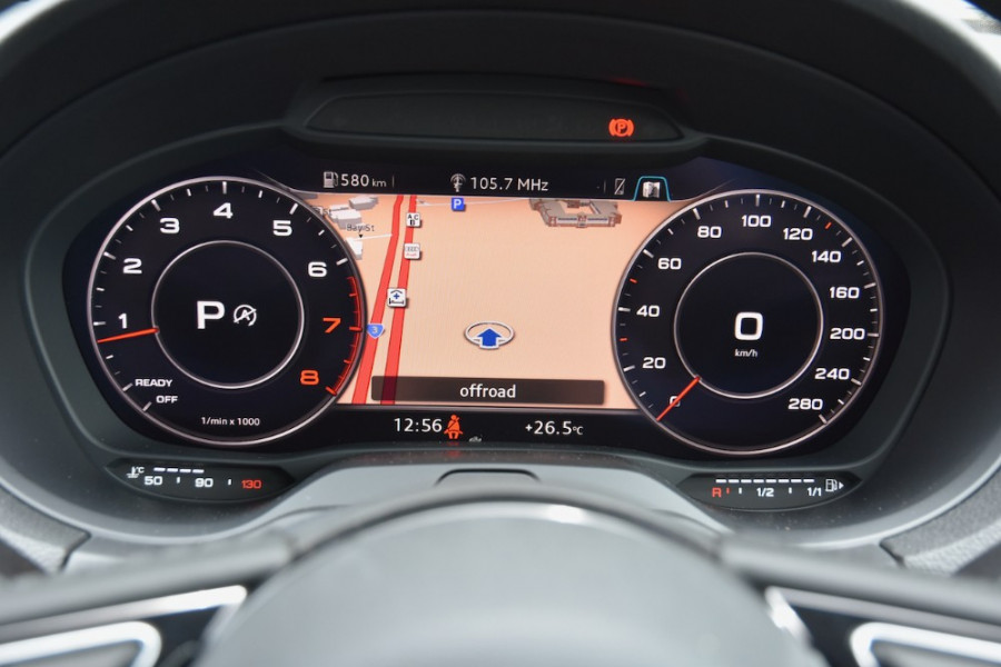 2019 MY20 Audi A3 35 S-line Plus Ed 1.4L TFSI 110kW Sedan Image 18