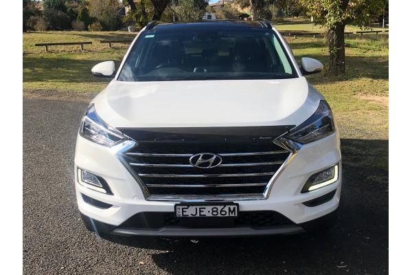 2020 MY21 Hyundai Tucson TL3 Highlander Suv Image 3