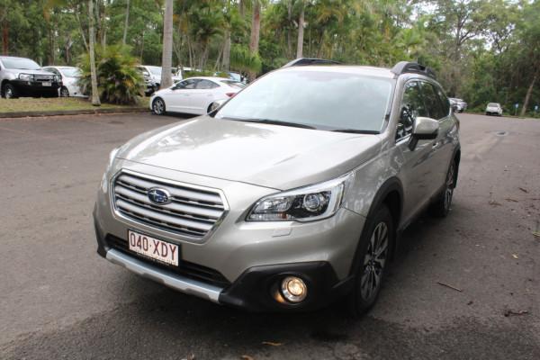 2017 Subaru Outback 5GEN 2.5i Suv Image 4