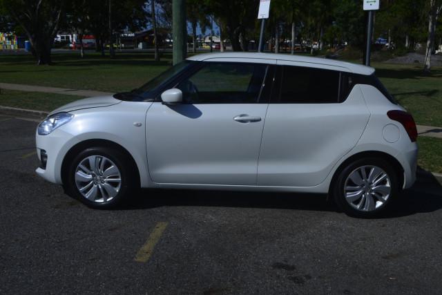 2018 Suzuki Swift AZ Navigator Hatchback Image 4