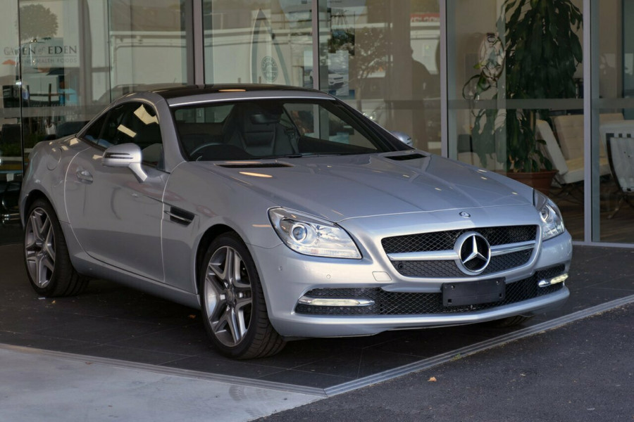 2015 MY06 Mercedes-Benz Slk200 R172 806MY Convertible Mobile Image 1