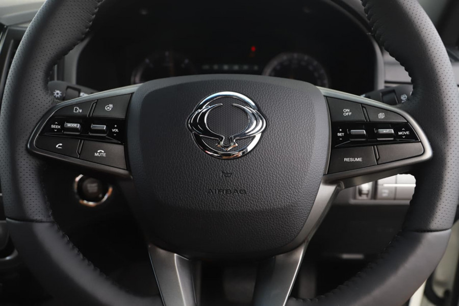 2021 MY20.5 SsangYong Musso Q200 Ultimate Utility Image 16