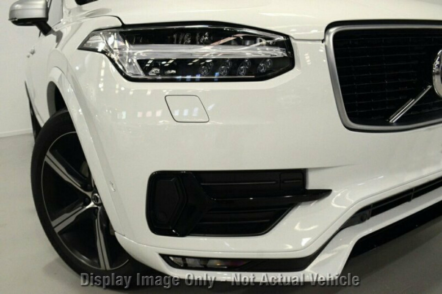 2018 MY19 Volvo XC90 L Series D5 Geartronic AWD R-Design Suv Mobile Image 14