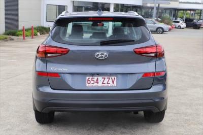 2020 Hyundai Tucson TL4 MY21 Active X Suv Image 4