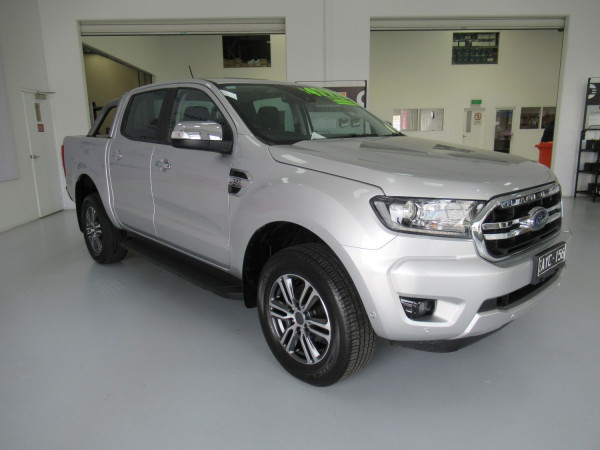 2018 MY19 Ford Ranger PX MKIII 2019.00MY XLT Utility