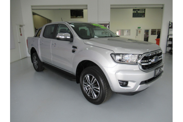 2018 MY19 Ford Ranger PX MKIII 2019.00MY XLT Utility Image 4