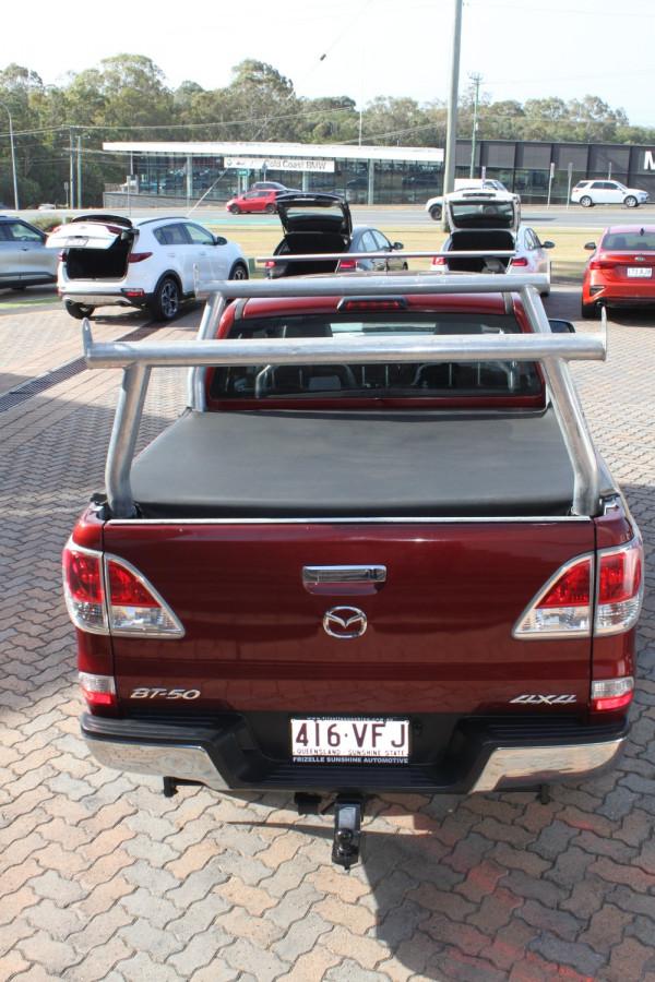 2014 Mazda BT-50 UP0YF1 GT Dual cab