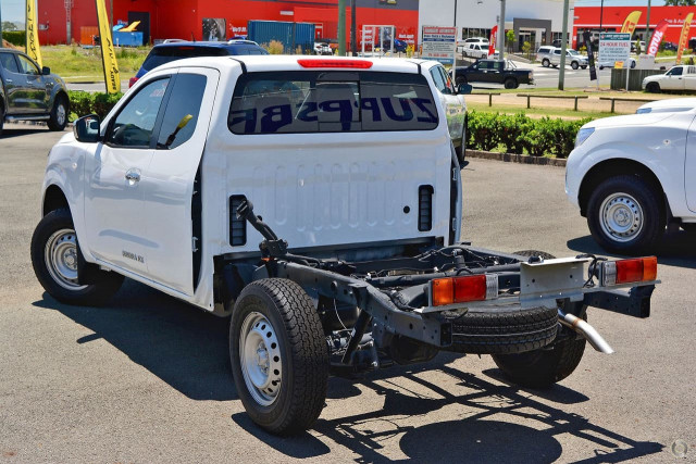 2019 Nissan Navara D23 Series 4 RX 4x2 King Cab Chassis Cab chassis Image 3
