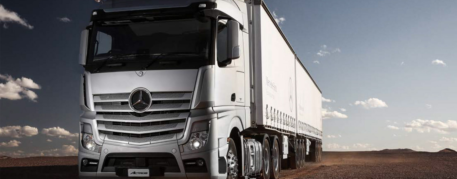 Actros Prime Movers