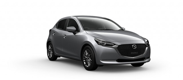 2020 Mazda 2 DJ Series G15 Evolve Hatchback Mobile Image 6