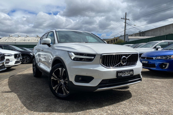 Volvo Xc40 In T4