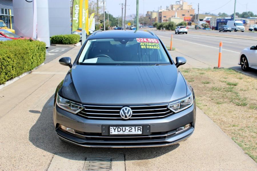 2015 MY16 Volkswagen Passat 3C (B8)  140TDI 140TDI - Highline Wagon