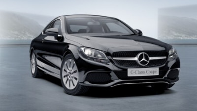 New Mercedes-Benz C-Class Coupe