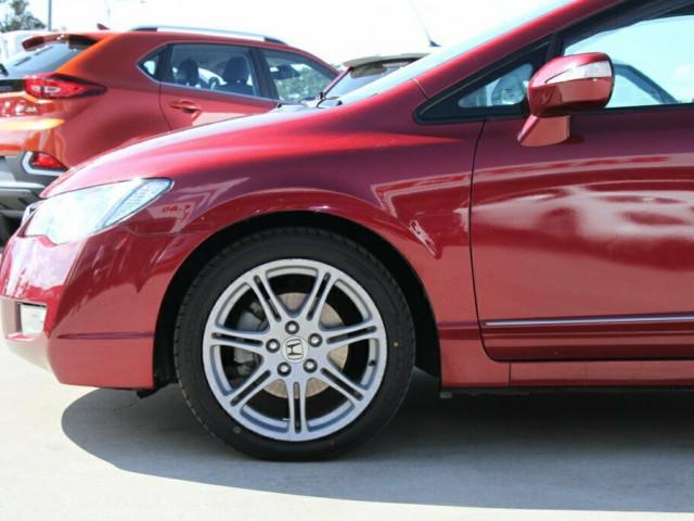 2007 Honda Civic 8th Gen MY07 Sport Sedan