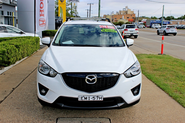 2014 Mazda CX-5 KE1031  Grand Grand Touring Suv