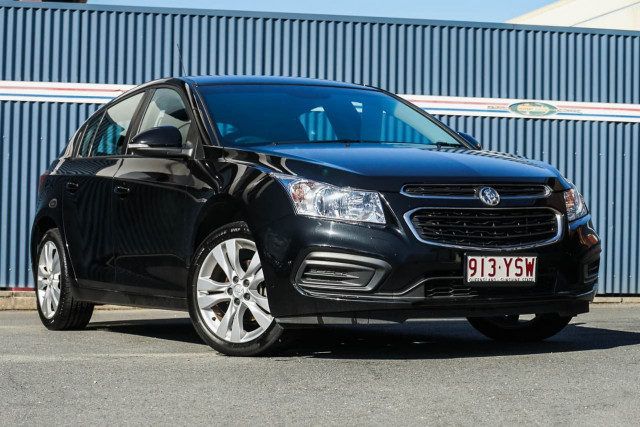 2015 Holden Cruze JH Series II MY16 Z-Series Hatchback
