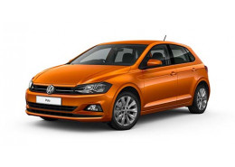 Volkswagen Polo Launch Edition AW
