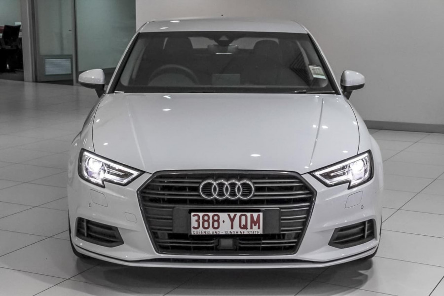 Demo 2018 Audi A3 724056 Brisbane Autosports Group