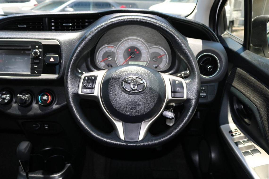 2016 Toyota Yaris NCP130R ASCENT Hatch