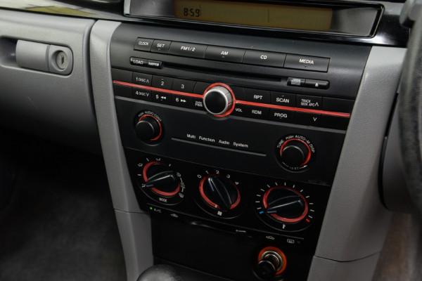 2006 Mazda 3 BK10F1 Neo Hatchback