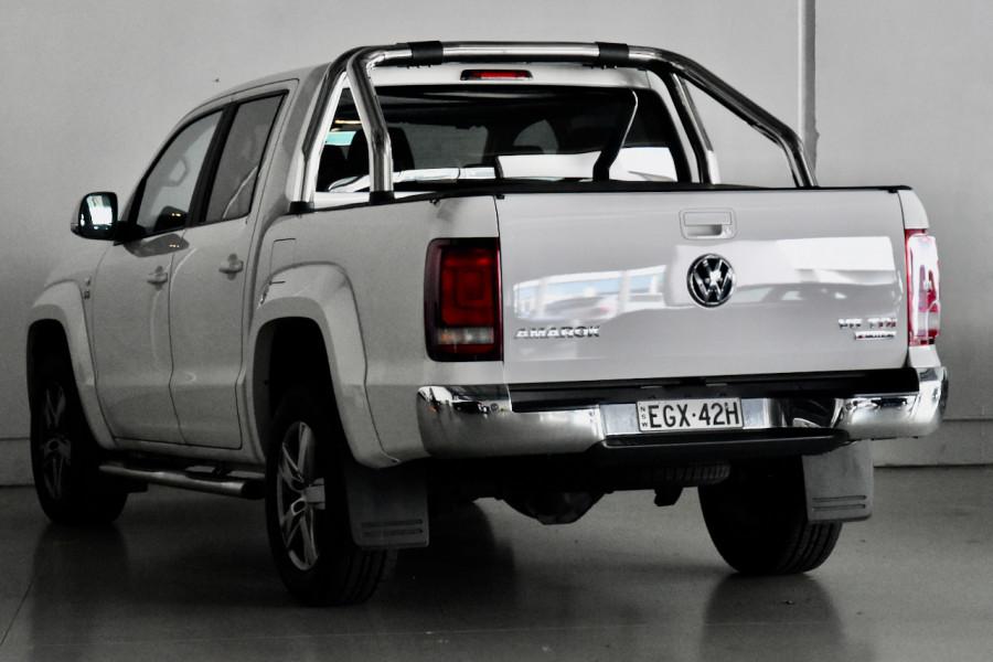 2018 Volkswagen Amarok 2H MY18 TDI550 Utility