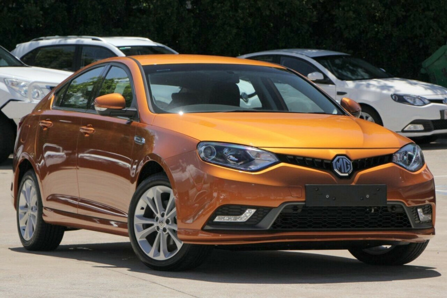 2017 MG MG6 IP2X Core Hatchback