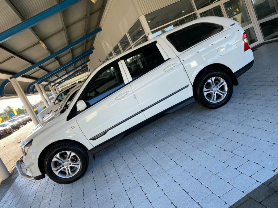 2012 SsangYong Actyon Sports Q150  SPR SPR Ute Image 11