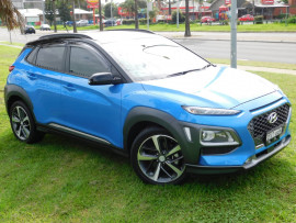 Hyundai Kona Highlander OS.2 Turbo