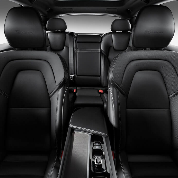 XC60 Comfort for all