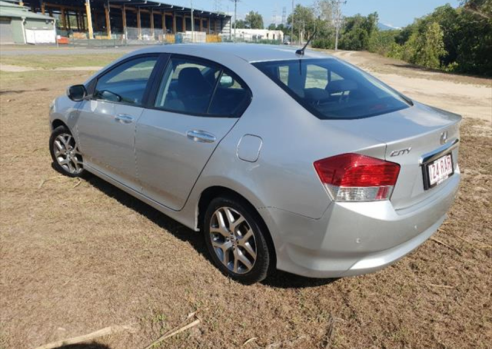 2009 Honda City GM  VTi-L Sedan