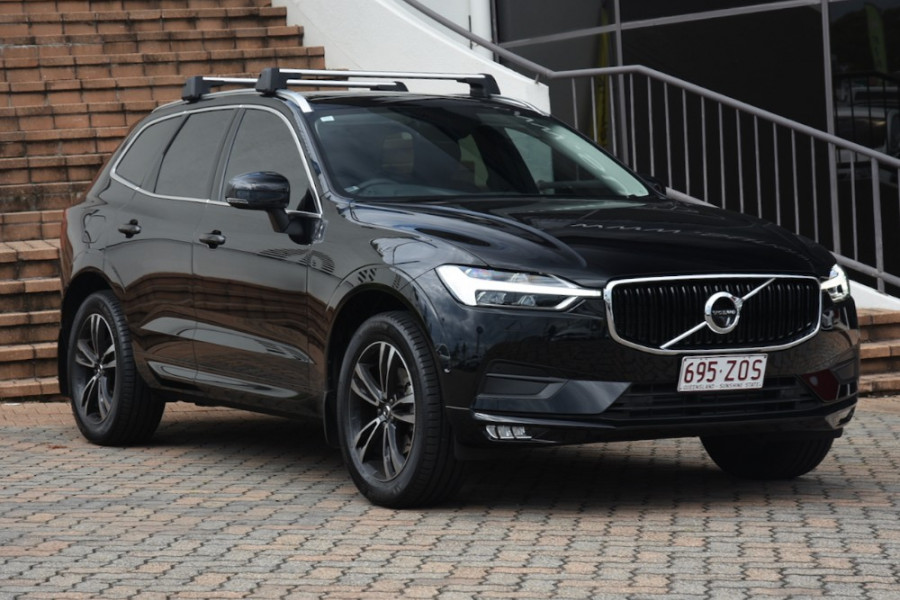 2019 Volvo XC60 UZ MY19 D4 Suv