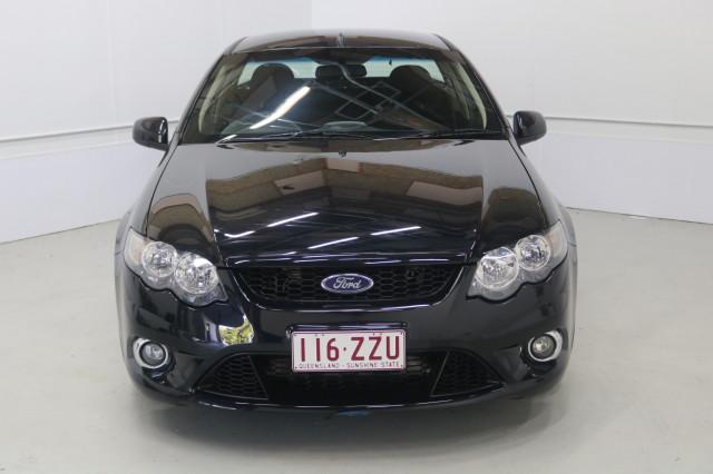 2008 Ford Falcon FG XR6 Utility