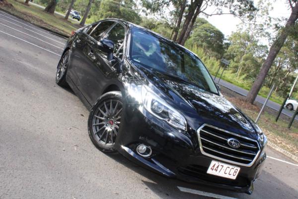 Subaru Liberty 2.5i B6