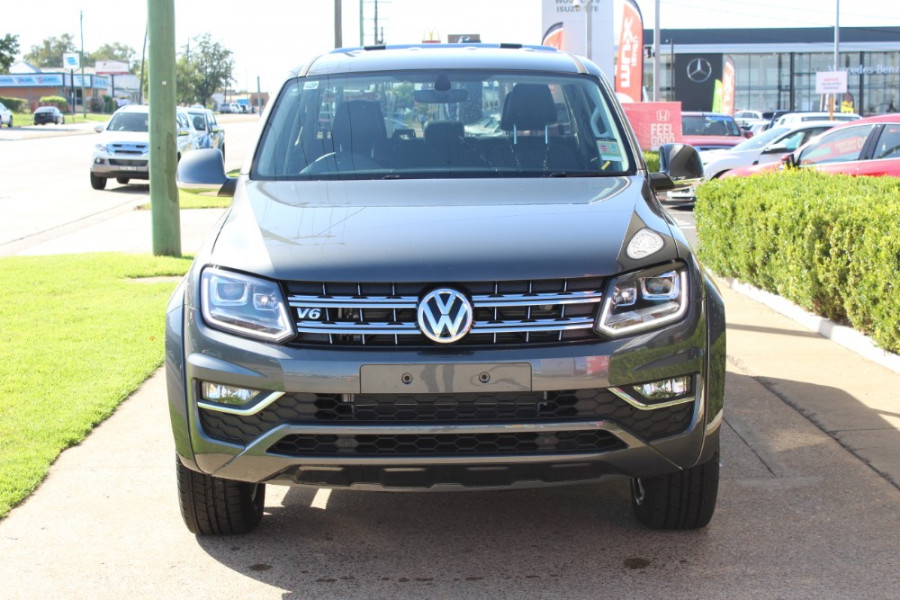 2019 MY20 Volkswagen Amarok 2H TDI550 Highline Double cab