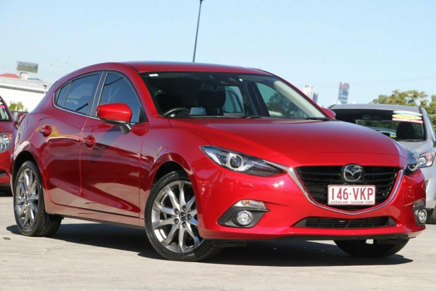 2014 Mazda 3 BM5428 XD SKYACTIV Drive Astina Hatchback ...