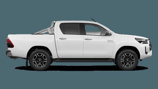 SR5 4x2 Double-Cab Pick-Up