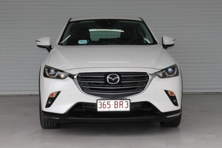 2018 Mazda CX-3 DK4W7A STOURING Suv Image 3