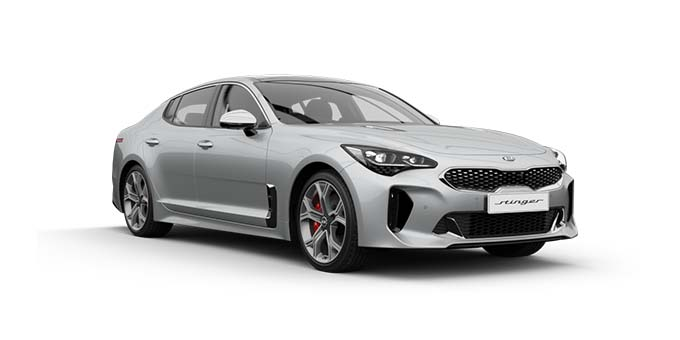 2020 Kia Stinger CK GT Sedan