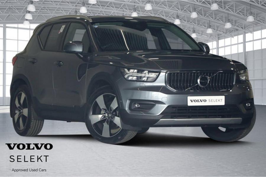 2019 Volvo Xc40 (No Series) MY19 T4 Momentum Suv