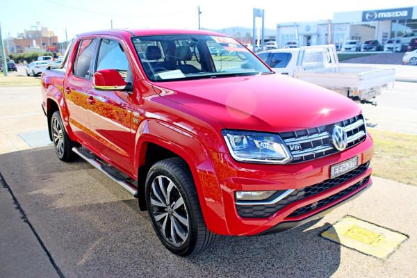 2019 MY20 Volkswagen Amarok 2H  TDI580 Ultimate TDI580 - Ultimate Utility - dual cab