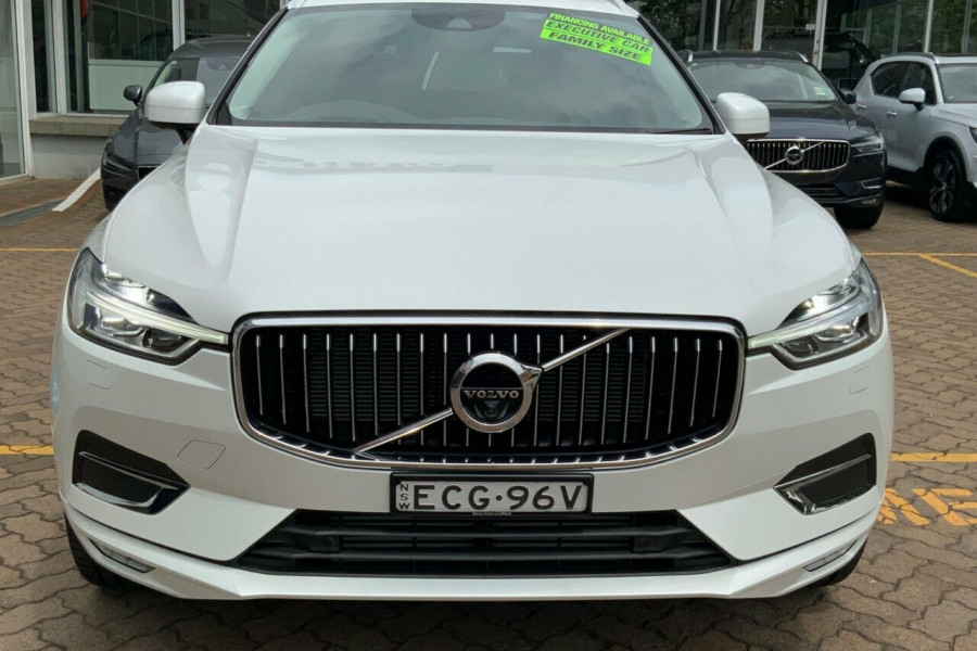 2018 MY19 Volvo XC60 246 MY19 T5 Inscription (AWD) Suv Mobile Image 2