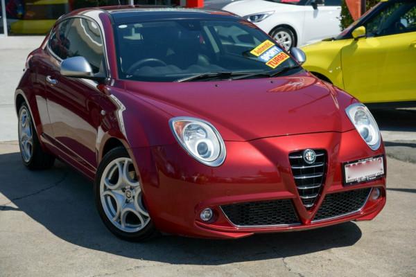 Alfa Romeo Mito Sport TCT MY10