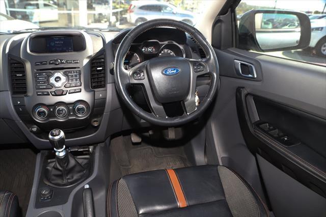 2014 Ford Ranger PX Wildtrak Utility Image 12